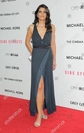 Editorial image of 'Side Effects' film premiere, New York, America - 31 Jan 2013