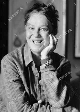 Stock Picture of Geraldine Page (dead June 1987) Actress.