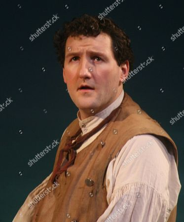 'Our Country's Good' - John Hollingworth as John Wisehammer