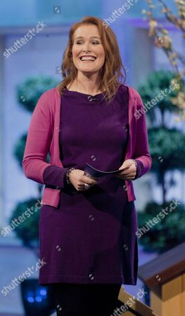 Editorial photo of 'The Alan Titchmarsh Show' TV Programme, London, Britain - 31 Jan 2013