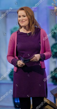 Editorial image of 'The Alan Titchmarsh Show' TV Programme, London, Britain - 31 Jan 2013