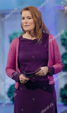 Editorial picture of 'The Alan Titchmarsh Show' TV Programme, London, Britain - 31 Jan 2013