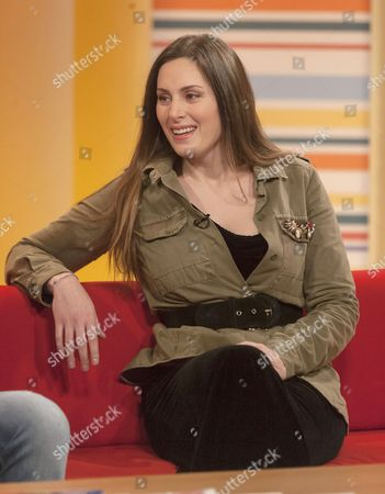 Editorial photo of 'Daybreak' TV Programme, London, Britain - 01 Feb 2013