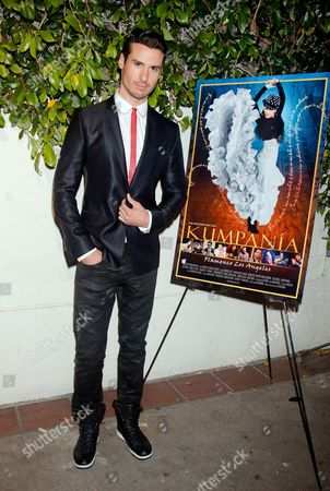 Editorial image of 'KUMPANIA Flamenco Los Angeles' film premiere, Los Angeles, America - 31 Jan 2013