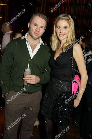 Ollie Phillips and Donna Air
