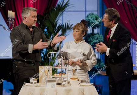 Editorial photo of 'The Alan Titchmarsh Show' TV Programme, London, Britain - 01 Feb 2013