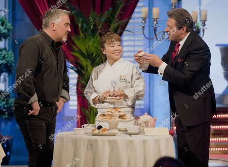 Editorial picture of 'The Alan Titchmarsh Show' TV Programme, London, Britain - 01 Feb 2013