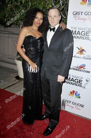 Kira Arne and Tom Verica