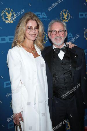 Lynne St David Jewison and Norman Jewison