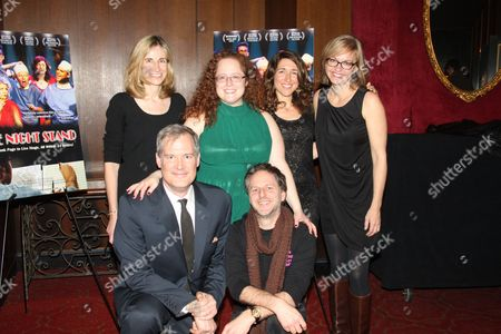Stock Image of Elizabeth Sperling, Sarah Bisman, Trish Dalton, Tina Fallon, Lindsy Brown and Philip Naude