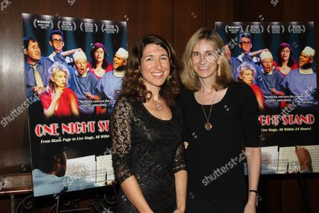 Editorial picture of 'One Night Stand' film premiere, New York, America - 31 Jan 2013