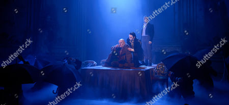 Editorial picture of 'Great Expectations' play, Vaudeville Theatre, London, Britain - 04 Feb 2013