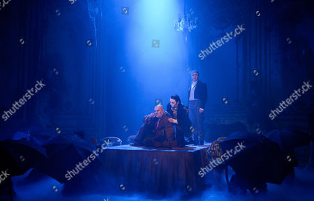 Editorial photo of 'Great Expectations' play, Vaudeville Theatre, London, Britain - 04 Feb 2013