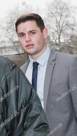George Barker (21)