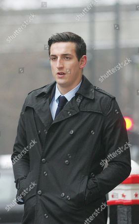 Editorial image of Footballers facing charges of sexual assault at the Old Bailey, London, Britain - 22 Jan 2013