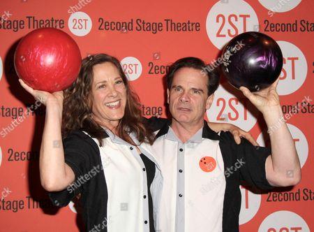 Karen Ziemba, Peter Scolari