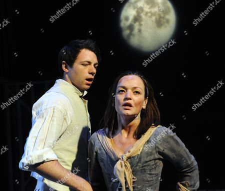 Dominic Thorburn as Ralph, Laura Dos Santos as Mary
