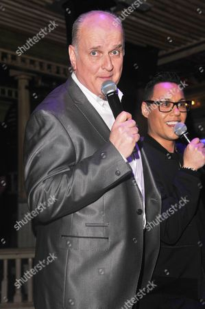 Peter Dickson (Voice of X-Factor), Gok Wan
