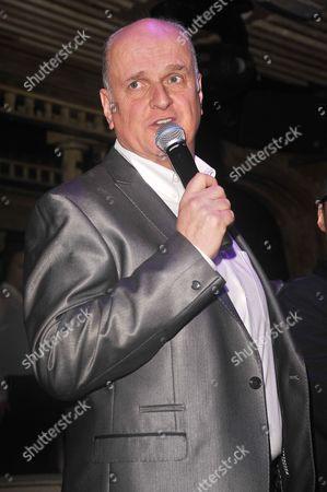 Peter Dickson (Voice of X-Factor)