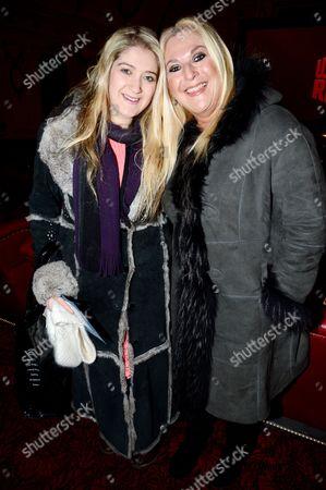 Allegra Kurer and Vanessa Feltz