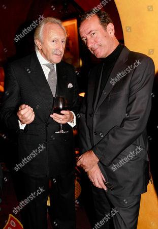Harold Tillman and Robert Hanson