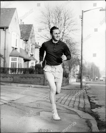 Cricketer Jack Bond Jogging John David 'jack' Bond Born In Kearsley Near Bolton Lancashire On 6 May 1932 Is A Former Cricketer Who Played For Lancashire And For One Season For Nottinghamshire. Jack Bond Was A Right-handed Middle Order Batsman And A Good Close Fielder Who Had A Fairly Unspectacular County Cricket Career For Lancashire From 1955 Being Assured Of A Regular Place In A Strong Batting Line-up In Only A Few Seasons Among Them 1962 When He Scored 2 125 Runs At An Average Of More Than 36. But By The Mid-1960s He Was Second Eleven Captain And An Irregular First-class Cricketer. Success With The Second Team Though Led To An Unexpected Call-up To Be First Team Captain From 1968 And Over The Next Five Seasons Bond Led A Previously Under-achieving Side To A Run Of Success In One-day Cricket Competitions That Has Not Been Equalled. Intensively Competitive Bond Led By Example In The Field And Often Made Useful Runs Normally Batting At No 6 Or Lower. A Mostly Young Team Included Future England Cricketers Such As Barry Wood David Lloyd Frank Hayes Peter Lever And Ken Shuttleworth And Lancashire Recruited Proven Matchwinners In Clive Lloyd And Farokh Engineer As The Overseas Stars.