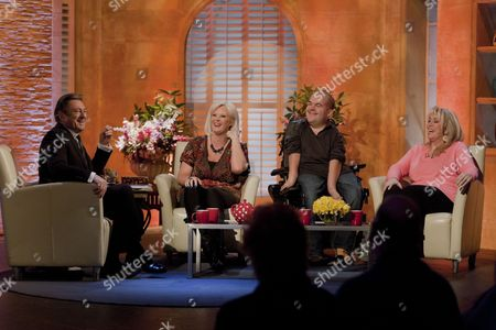 Editorial image of 'The Alan Titchmarsh Show' TV Programme, London, Britain - 05 Feb 2013