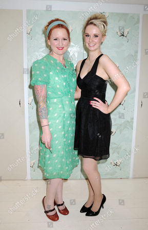 Belinda Hay and Sarah Scott