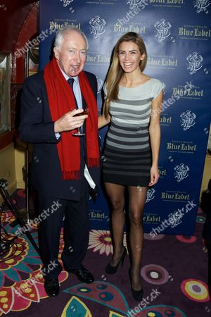 Sir John Beckwith and Joanne Salley