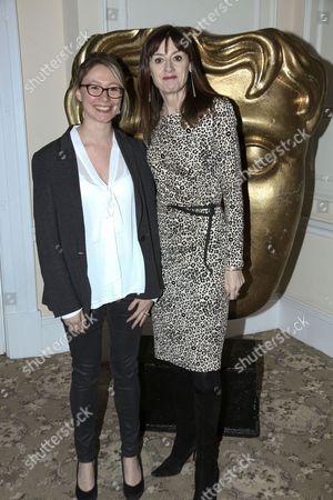Deena Manley, BAFTA Head of Film and CEO of BAFTA Amanda Berry