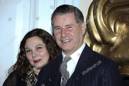 Tessa Ross and Jeremy Hackett