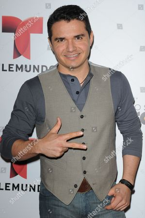 Editorial picture of Latin Billboard Awards press conference, Miami, Florida, America - 05 Feb 2013