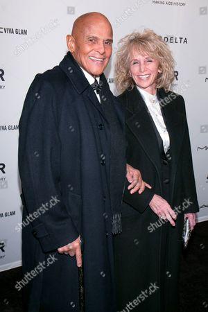 Harry Belafonte, Pamela Frank