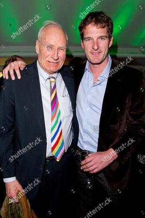 Peter Snow and Dan Snow
