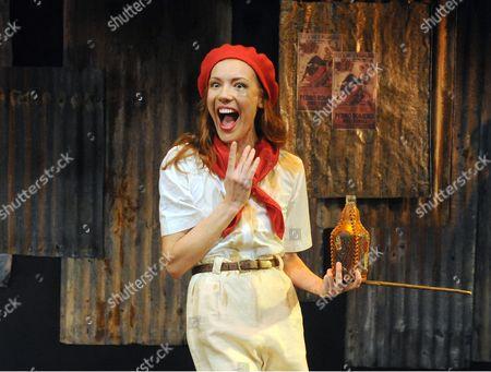 'Fiesta (The Sun Also Rises)' - Josie Taylor as Brett