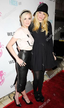 Editorial photo of Wildfox show, Fall Winter 2013, Mercedes-Benz Fashion Week, New York, America - 07 Feb 2013