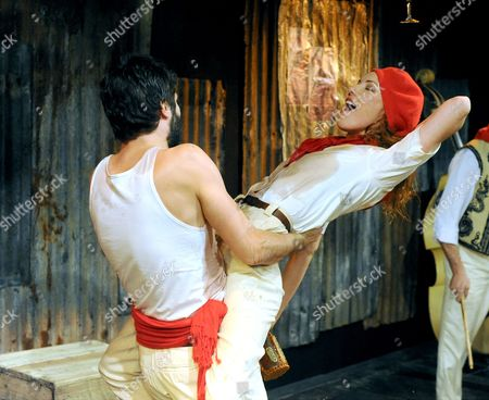 'Fiesta (The Sun Also Rises)' - Gideon Turner as Jake, Josie Taylor as Brett,