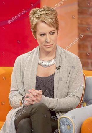 Editorial image of 'Lorraine Live' TV Programme, London, Britain - 07 Feb 2013