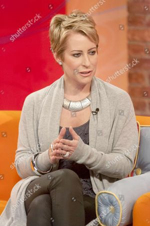 Editorial image of 'Lorraine Live' TV Programme, London, Britain - 07 Feb 2013