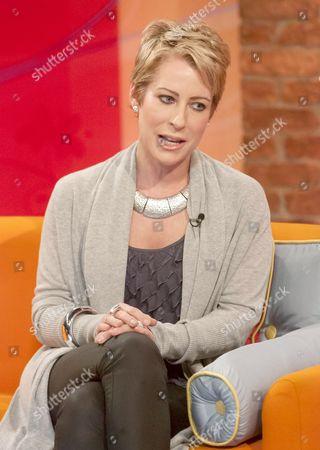 Editorial photo of 'Lorraine Live' TV Programme, London, Britain - 07 Feb 2013