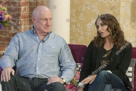 Ray Meagher and Georgie Parker