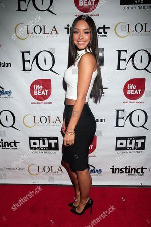 Stock Photo of Jessica Caban