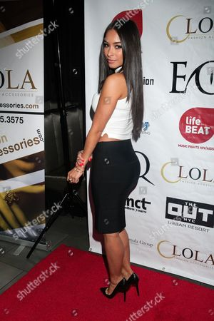 Editorial image of EQ Enterprises presents the Official NY Fashion Week Kickoff Party, New York, America - 06 Feb 2013