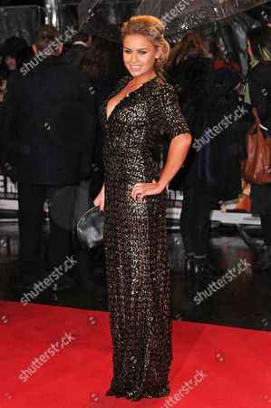 Editorial image of 'A Good Day to Die Hard' film premiere, London, Britain - 07 Feb 2013