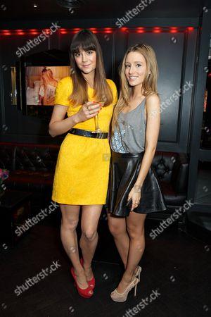 Lilah Parsons and Alexandra Bayley