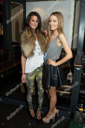 Stephanie Smart and Alexandra Bayley