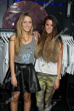 Alexandra Bayley and Stephanie Smart
