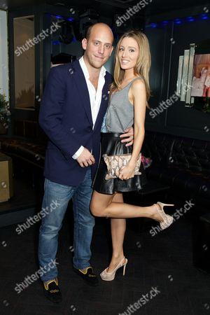 Carlo Carello and Alexandra Bayley