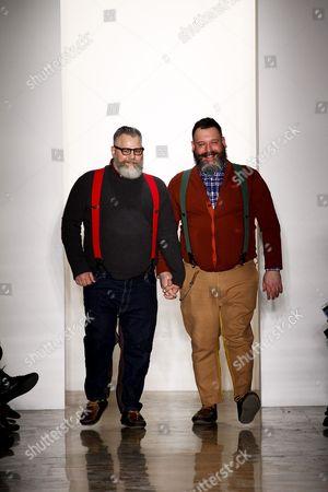 Jeffrey Costello and Robert Tagliapietra