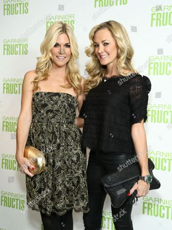 Editorial image of Garnier Fructis Blow Out Bar and Style Station Party, Fall 2013 Mercedes-Benz Fashion Week, New York, America - 07 Feb 2013